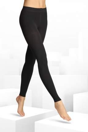 Schwarze Winterleggings mit Kompression für warme Beine an kalten Tagen - stilecht und blickdicht