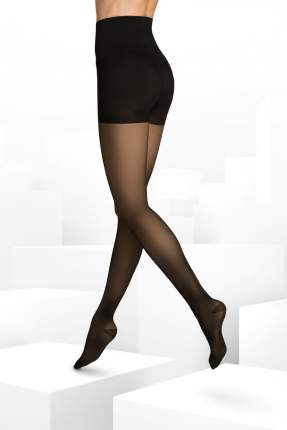 Tights Translucent Control Top women