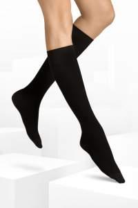 Knee-high Cashmere women