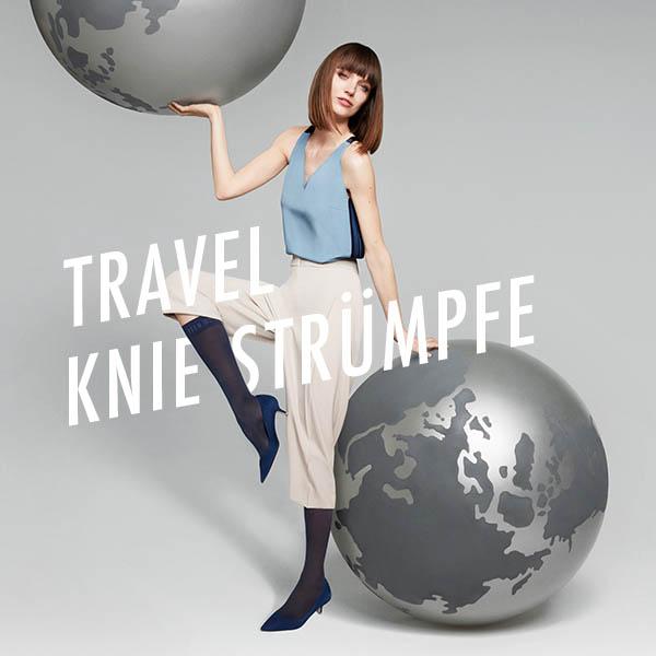 Travel Kniestrümpfe