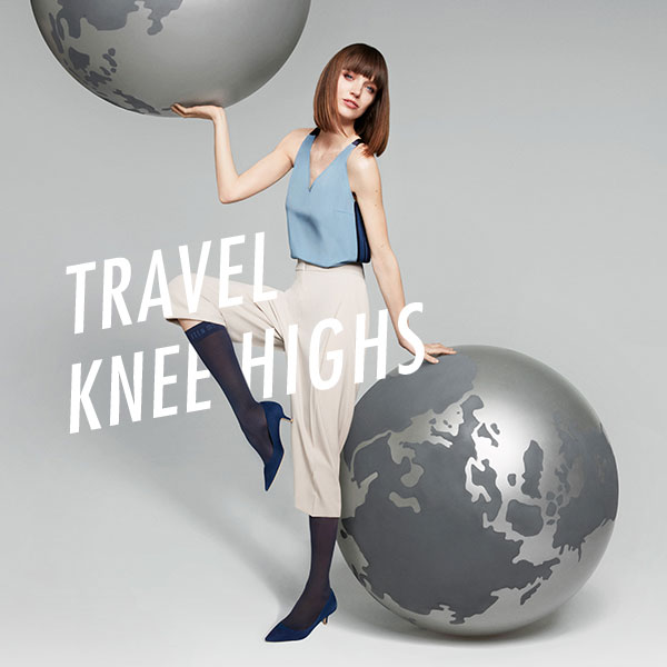 Travel Knee-Highs