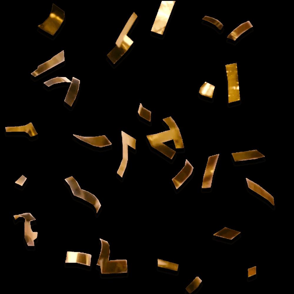 Zaubertick Konfetti Hintergrund klein