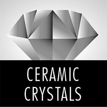 Der hier dargestellte Keramic Kristall ist Inhalt der Thermo-Garne und macht die ITEM m6 Beauty Tights fit für kalte Wintertage.
